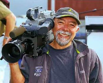 Professional Sailing Videographer Vince Casalaina