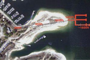 Austin Yacht Club Satellite Image