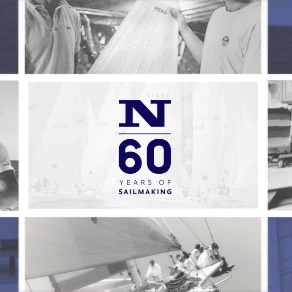 North Sails 60 Years of Sailmaking video thumbnail